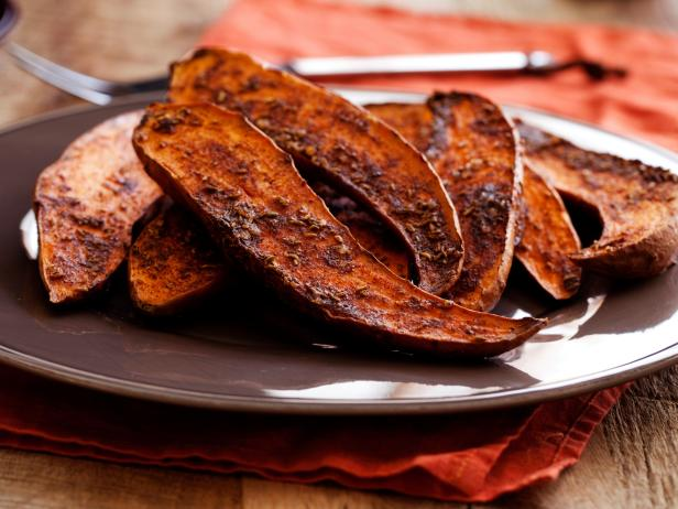 Yams with Toasted Spice Rub : Recipes : Cooking Channel Recipe ...