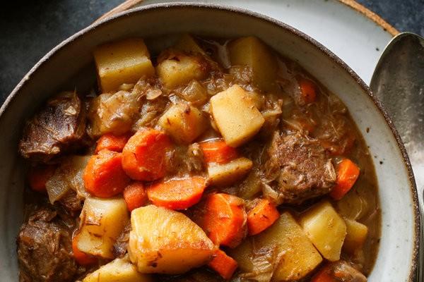 Old-Fashioned Beef Stew Recipe - NYT Cooking