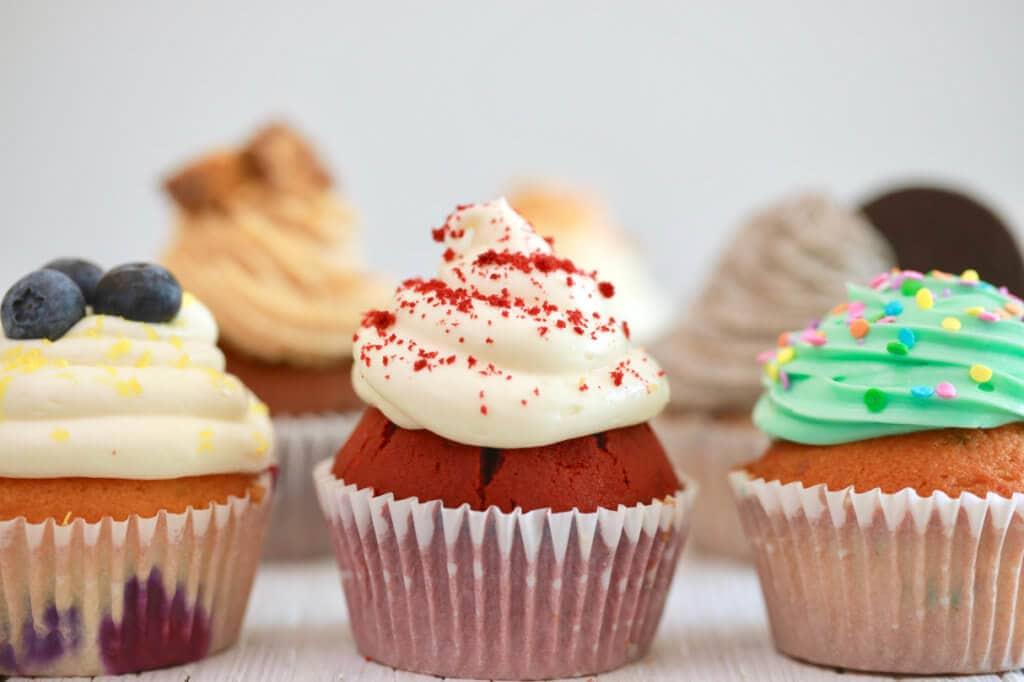 Crazy Cupcakes: One Easy Recipe with Endless Flavor Variations ...