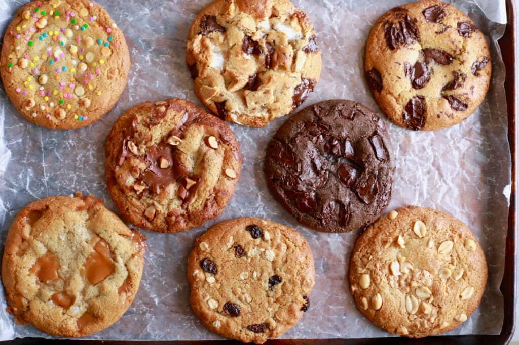 Crazy Cookie Dough: One Easy Cookie Recipe with Endless Flavor ...
