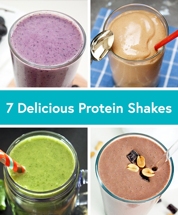 7 Delicious Protein Smoothie Recipes - Life by Daily Burn