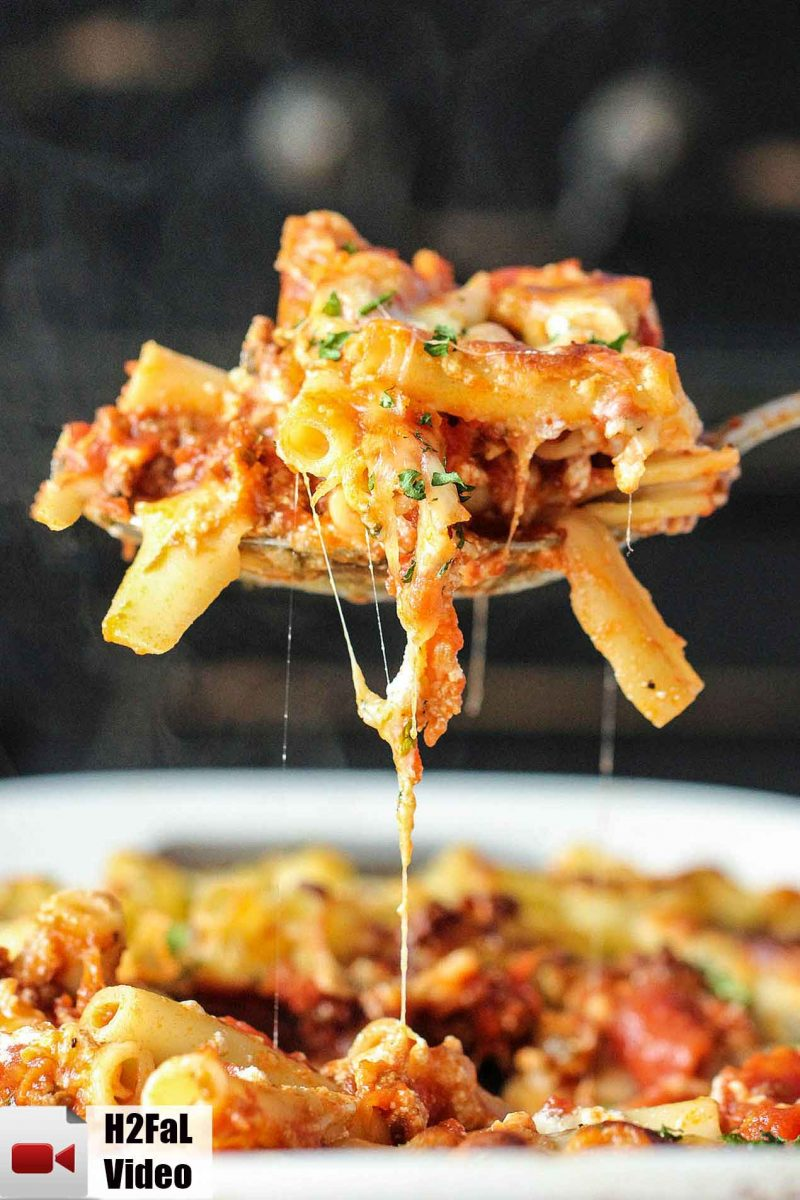 Best-Ever Baked Ziti | How To Feed A Loon