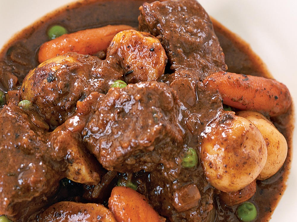 Slow-Cooker Recipe: Classic Beef Stew Recipe | MyRecipes