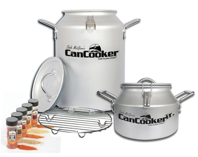 Can Cooker Feeds Whole Clan - AllOutdoorAllOutdoor