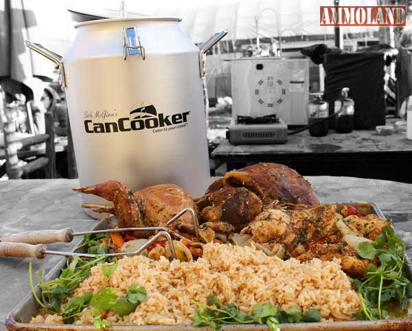 Can Cooker and Wild Cheff - Jamaican Pheasants