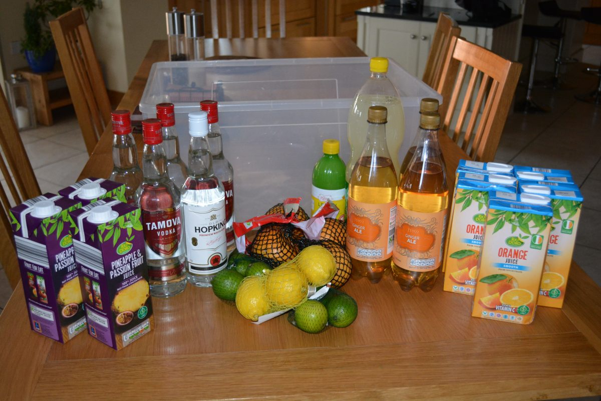 Budget Jungle Juice: Lidl Style – SipProKate