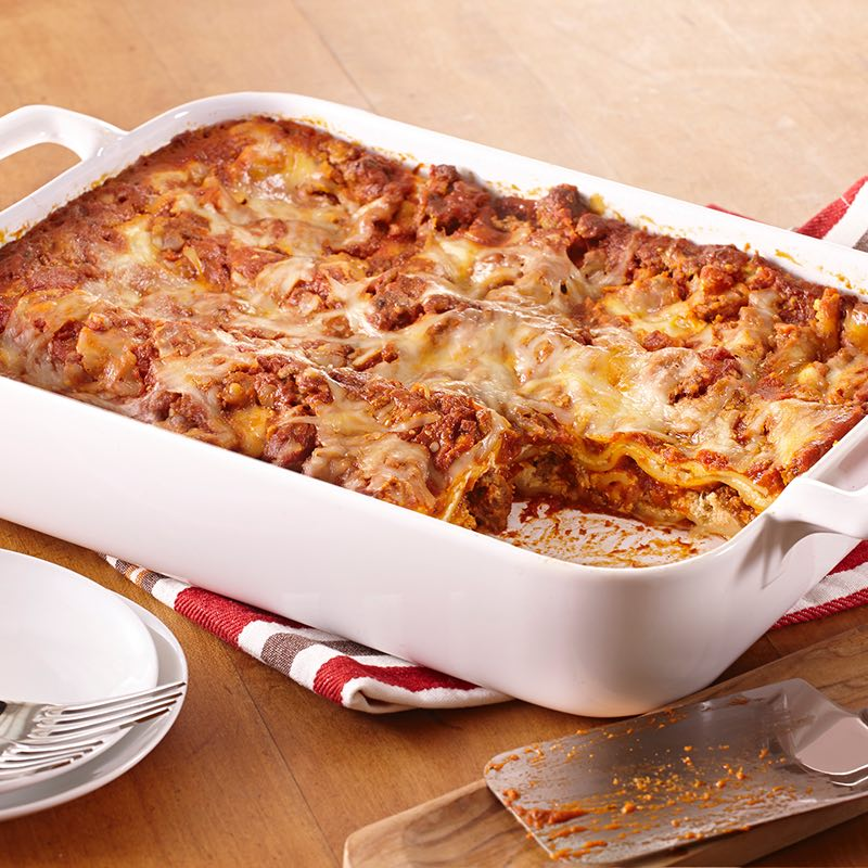 Easy Lasagna Recipe with Meat | McCormick