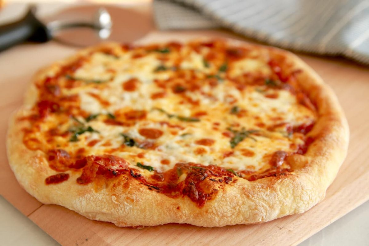 Best-Ever Pizza Dough Recipe (No Knead) - Gemma