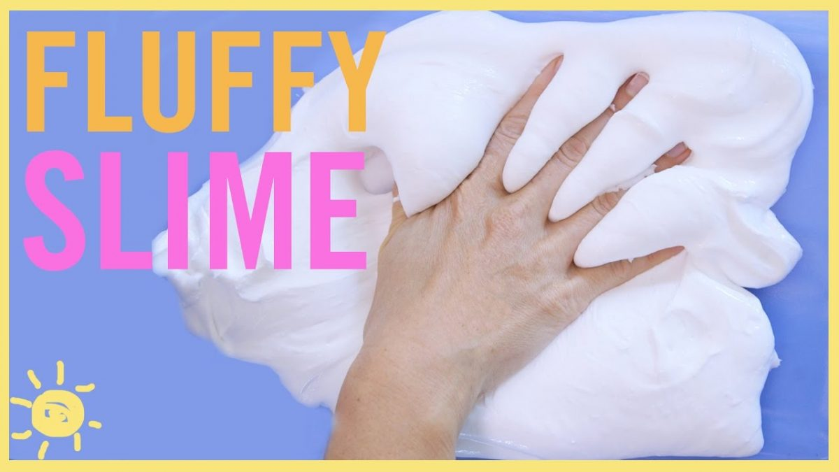 DIY | Fluffy Slime (Best Recipe!!) - YouTube