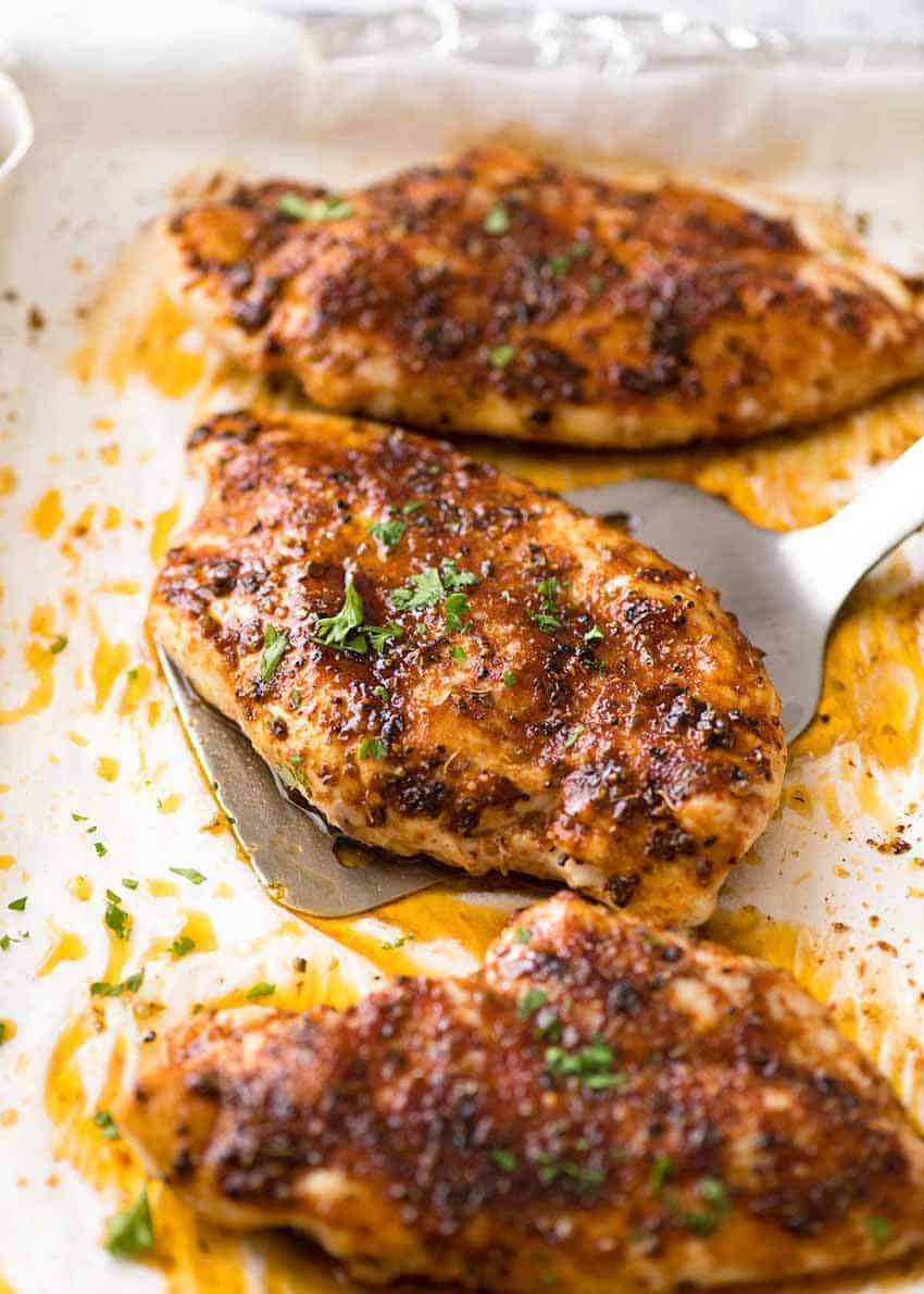 Oven Baked Chicken Breast | RecipeTin Eats