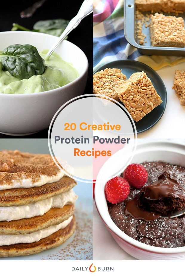 20 Unexpected Protein Powder Recipes to Try Now - Daily Burn