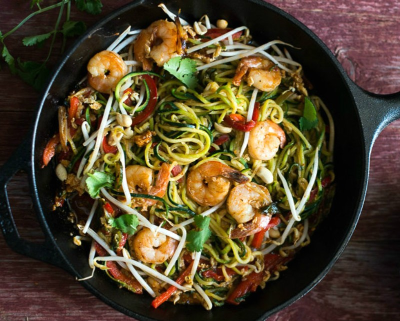 10 Zoodles Recipes You