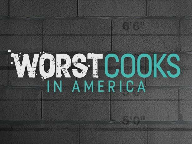 We enjoy this cooking competition show (Worst Cooks in America ...
