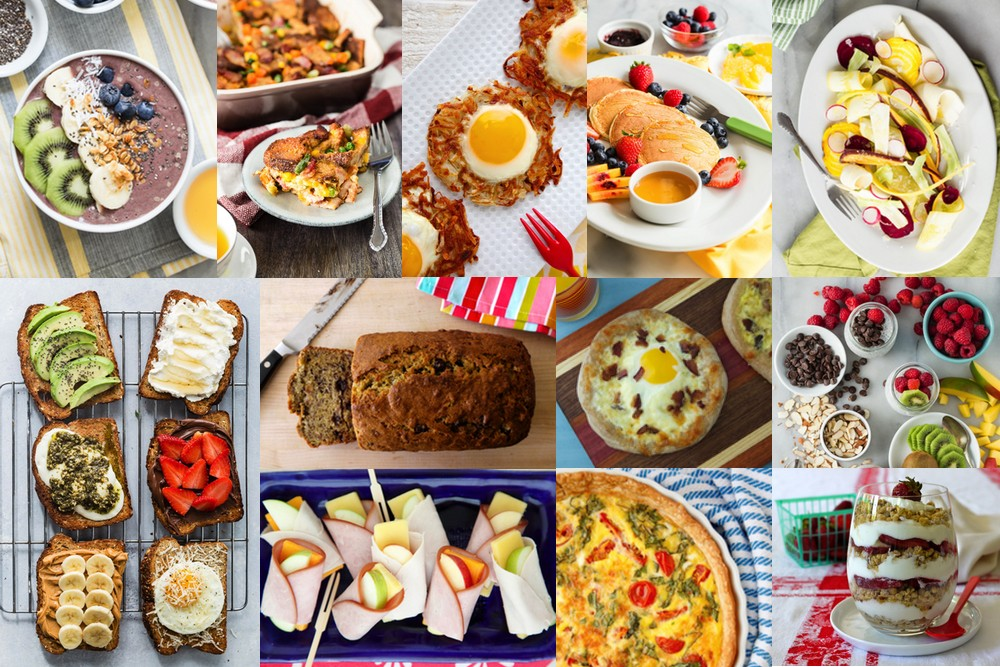 12 Must Have Brunch Recipes | Weelicious