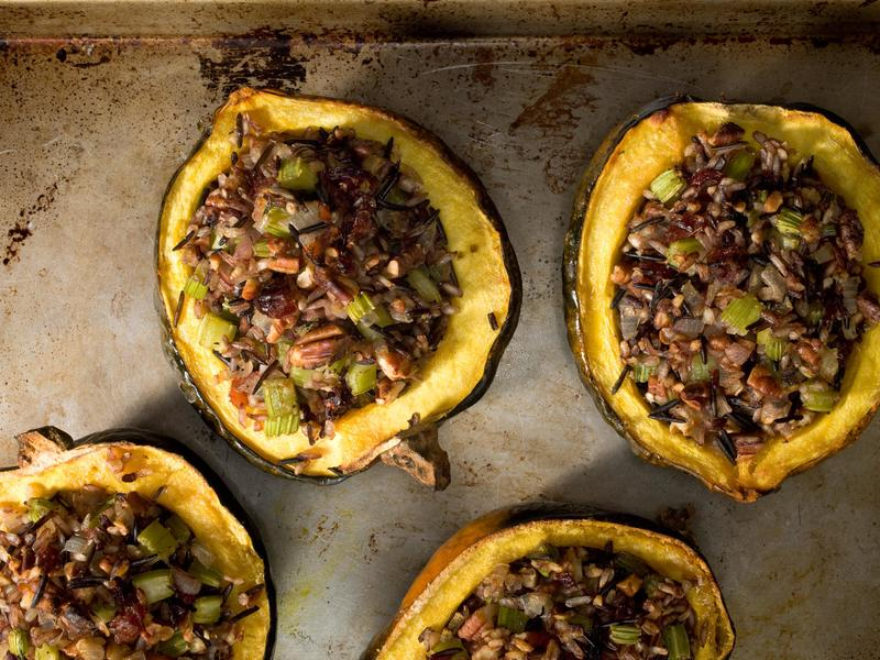 Roasted Acorn Squash Recipe - Chowhound