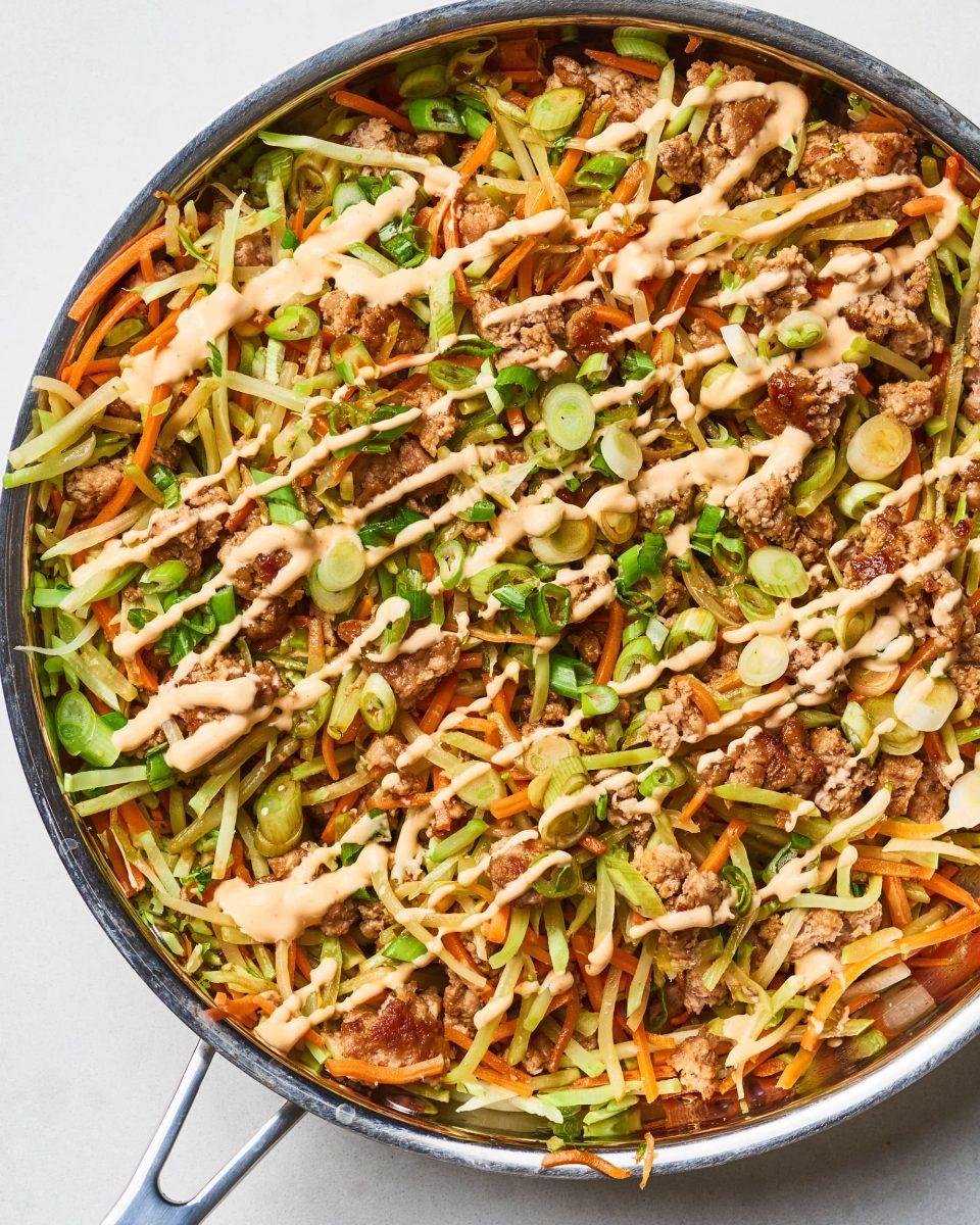 Egg Roll in a Bowl | Kitchn