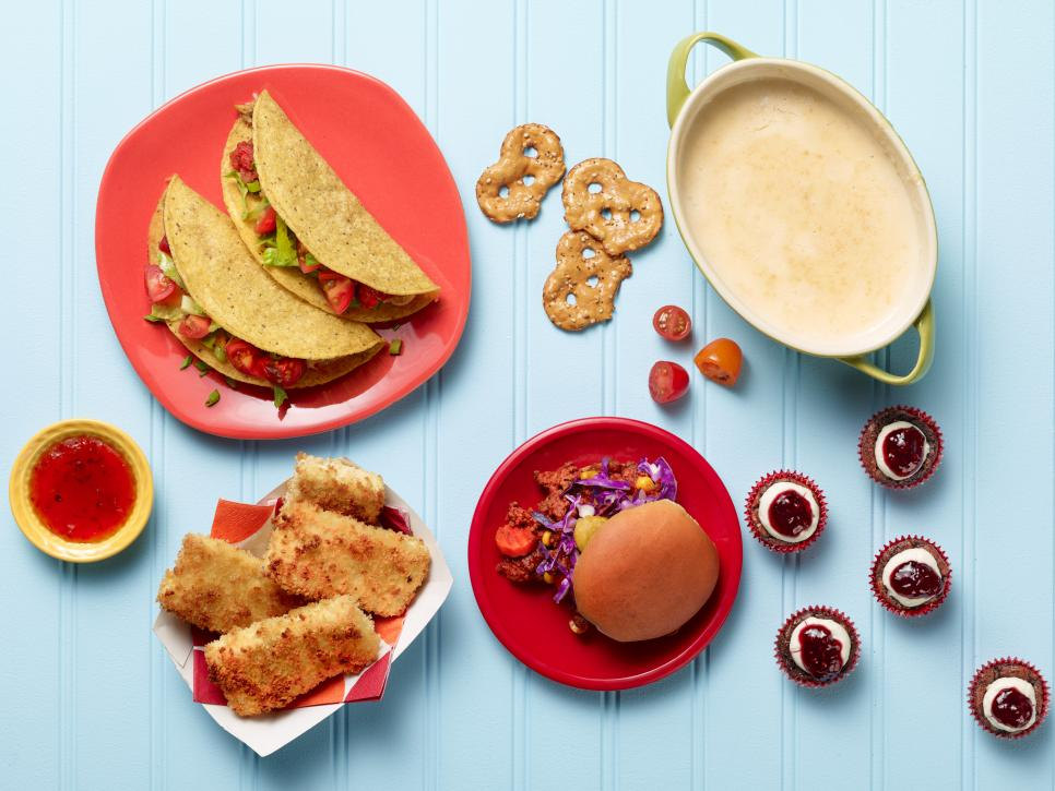Recipes Kids Can Make : Food Network | Cooking With Kids : Food ...