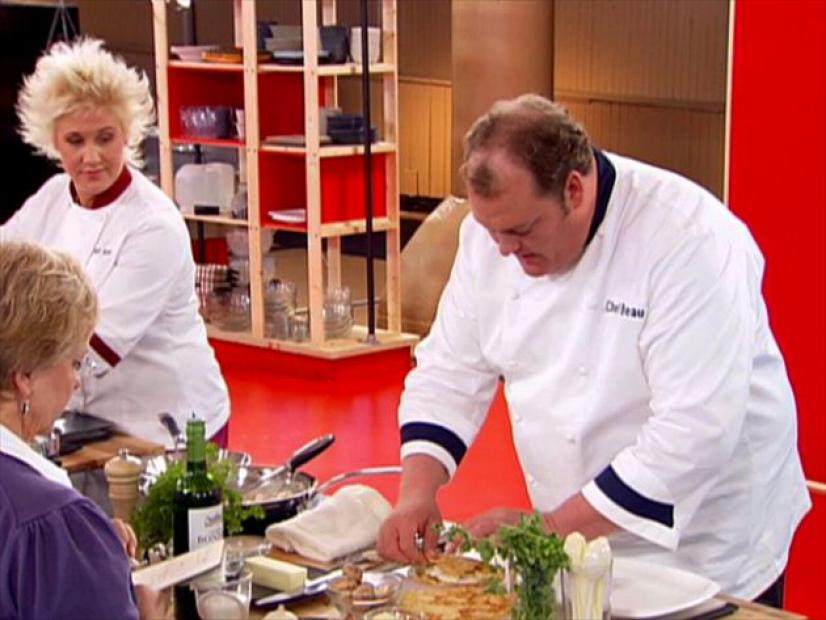 Basic Crepes Recipe | Anne Burrell | Food Network