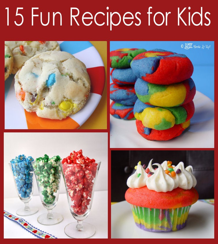 15 Fun Recipes For Kids | Jamie Cooks It Up - Family Favorite Food ...