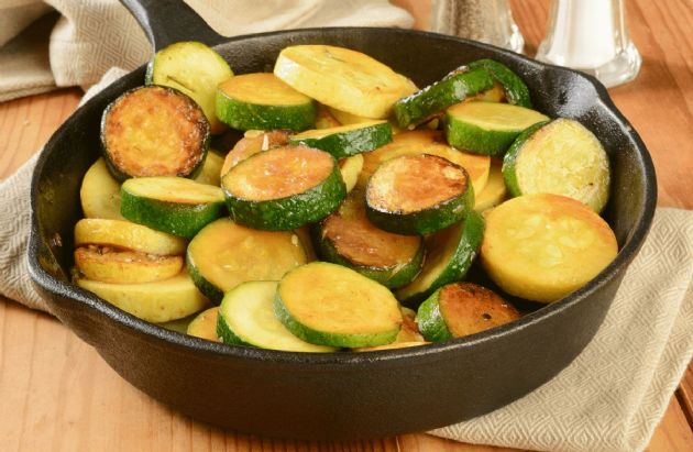 Roasted Zucchini and Yellow (Summer) Squash Recipe | SparkRecipes