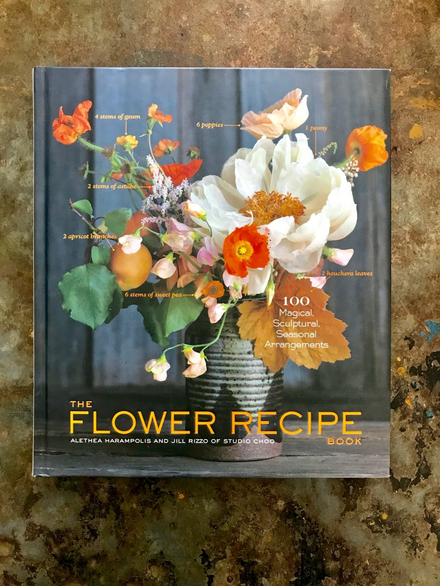 """Flower Recipe"" book in San Diego, CA 