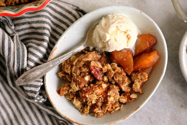Apple Crumble Recipe - NYT Cooking