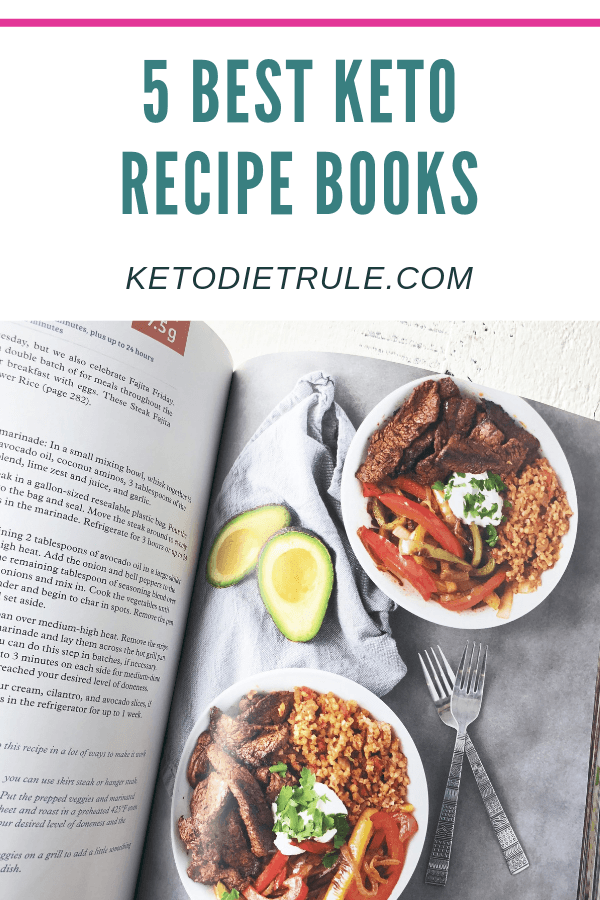 Keto Cookbooks: 5 Best Ketogenic Recipe Book for Keto Meals | Keto ...