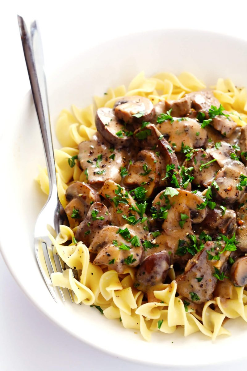 Beef Stroganoff | Gimme Some Oven