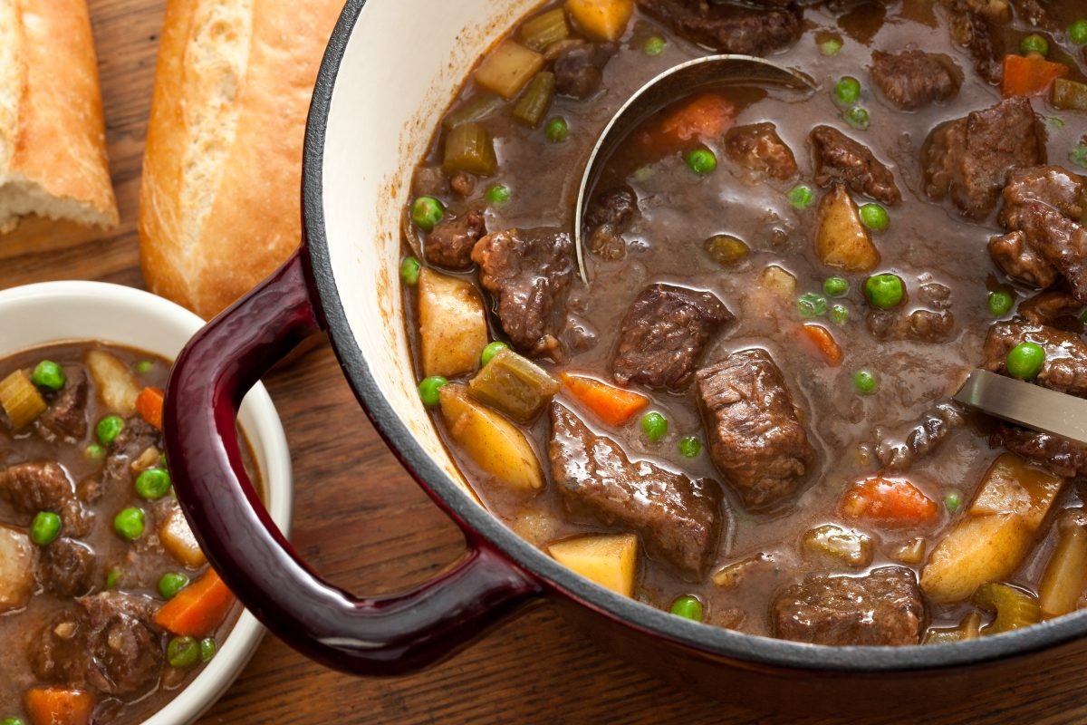 Beef Stew Recipe - Chowhound