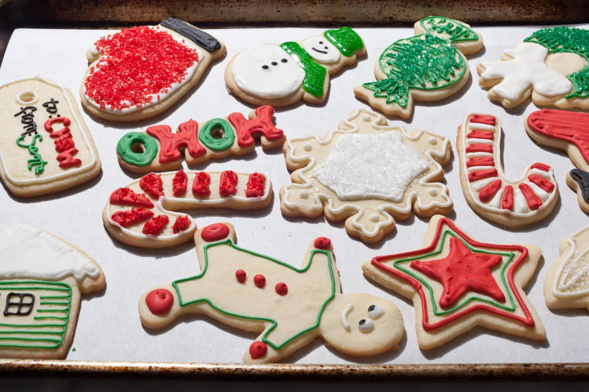 Sugar Cookies for Christmas Recipe - Chowhound