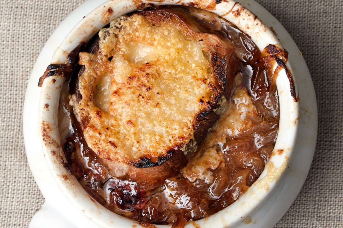 Our Favorite French Onion Soup recipe | Epicurious