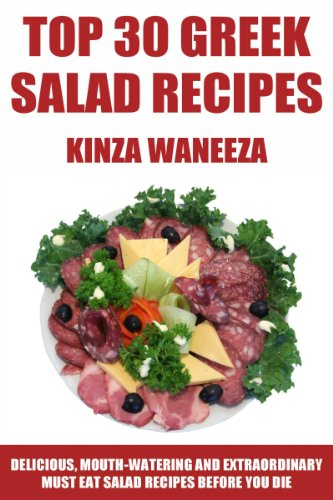 TOP 30 Greek Salad Recipes: Delicious, Mouth-Watering And ...