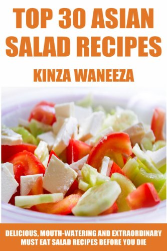 TOP 30 Asian Salad Recipes: Delicious, Mouth-Watering And ...