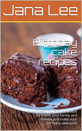 Birthday cake recipes : its very tasty, yummy, delicious try it ...