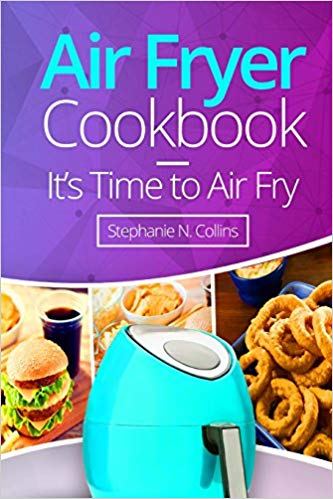 Amazon: Air Fryer Cookbook: It
