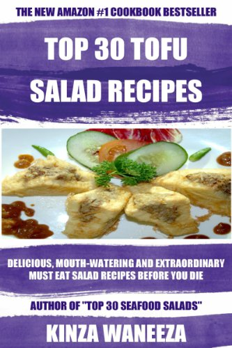 TOP 30 TOFU Salad Recipes: Delicious, Mouth-Watering And ...