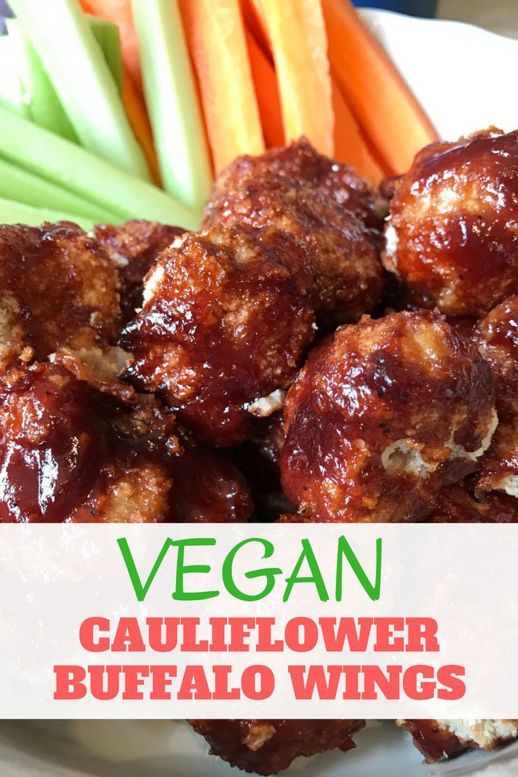 A taste of our travels – vegan cauliflower buffalo wings {USA ...