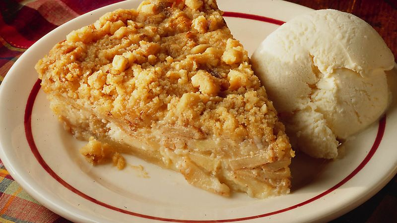 Impossibly Easy French Apple Pie Recipe - BettyCrocker