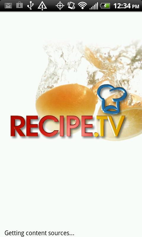 Recipe.TV 2.21.09 APK Download - Android Entertainment Apps