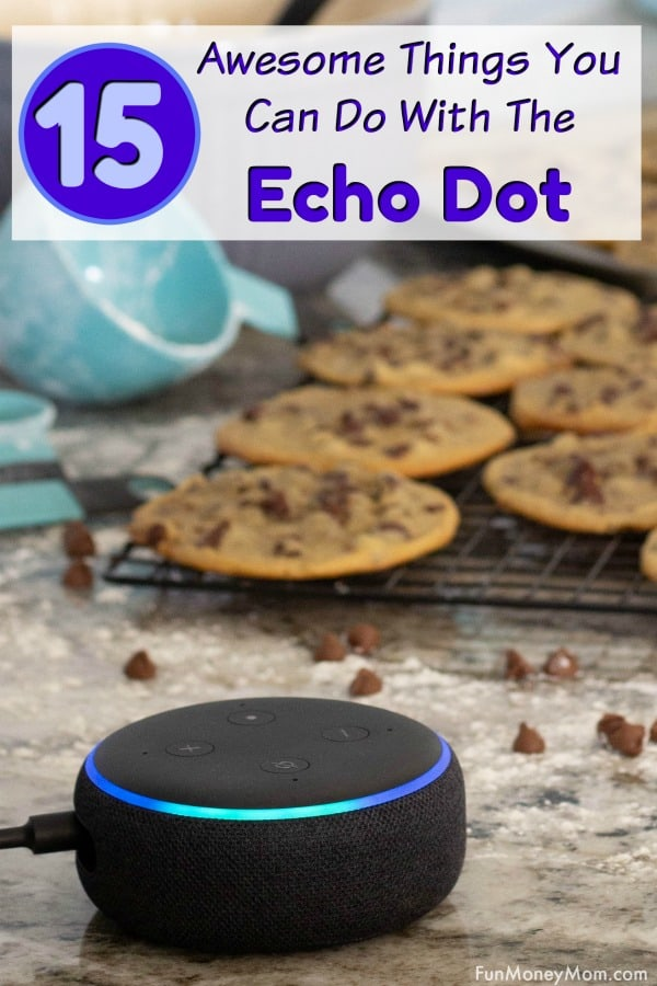 15 Awesome Things You Can Do With The Echo Dot | Fun Money Mom