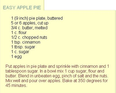 Apple pie recipe. How to make Apple pie. Recipe #321698 ...