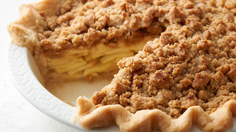 Dutch Apple Pie Recipe - BettyCrocker