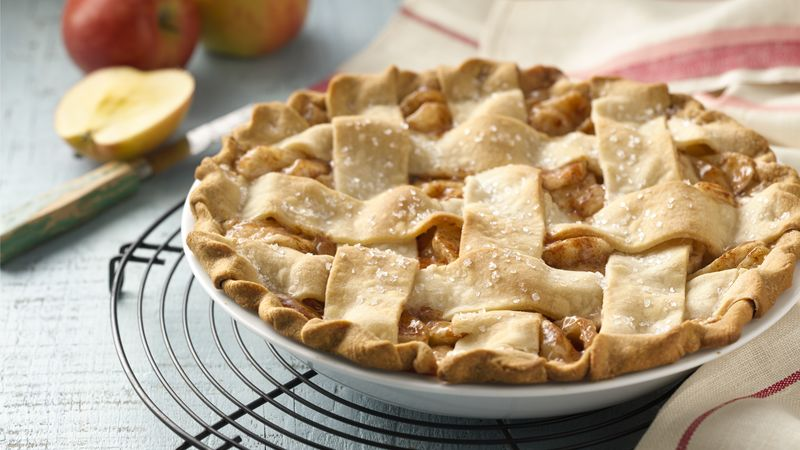Classic Apple Pie Recipe - Tablespoon