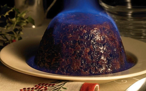 The tradition of the Christmas Pudding - Fethiye Times