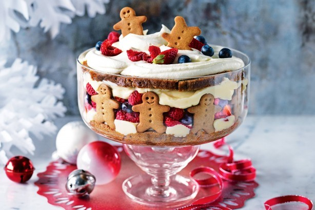 26 Finger Licking Christmas Trifle Recipes - Christmas Celebration ...