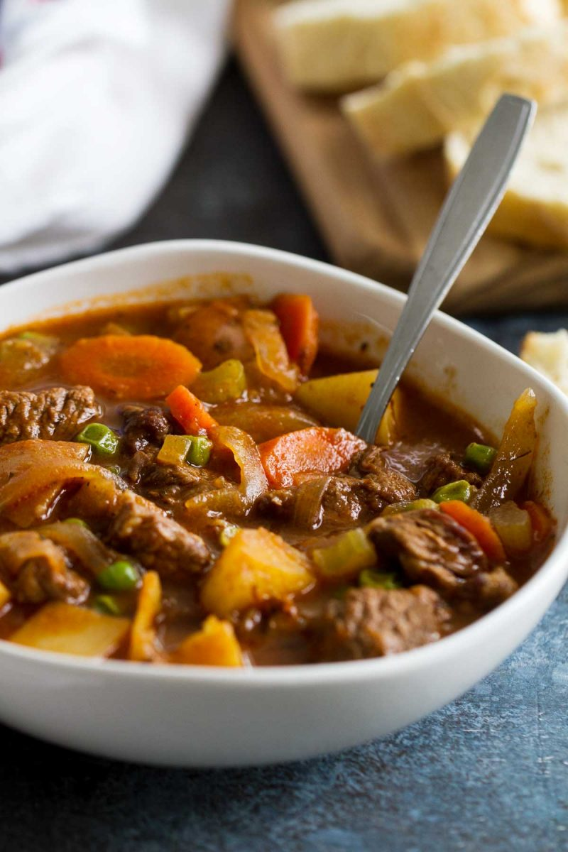 Best Classic Homemade Beef Stew Recipe - Taste and Tell