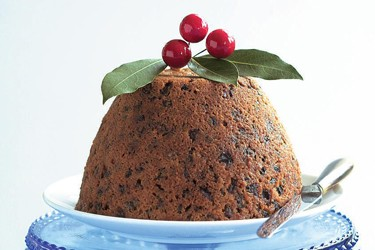 Classic steamed Christmas pudding - Recipes - Eat Well with Bite