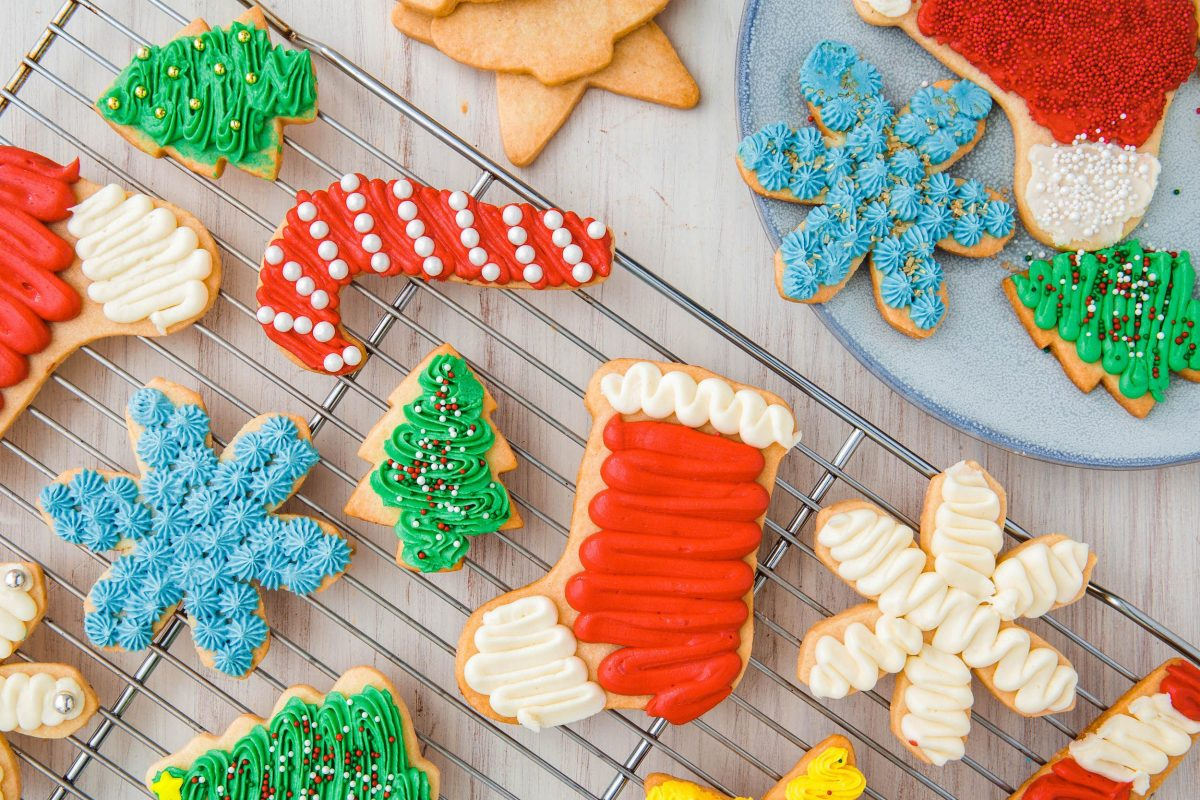 60+ Easy Christmas Cookies - Best Recipes for Holiday Cookies ...
