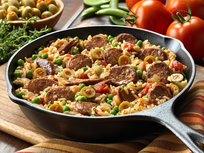 """Dinner ideas -- cooking """"flexipe"""" style to save money"""