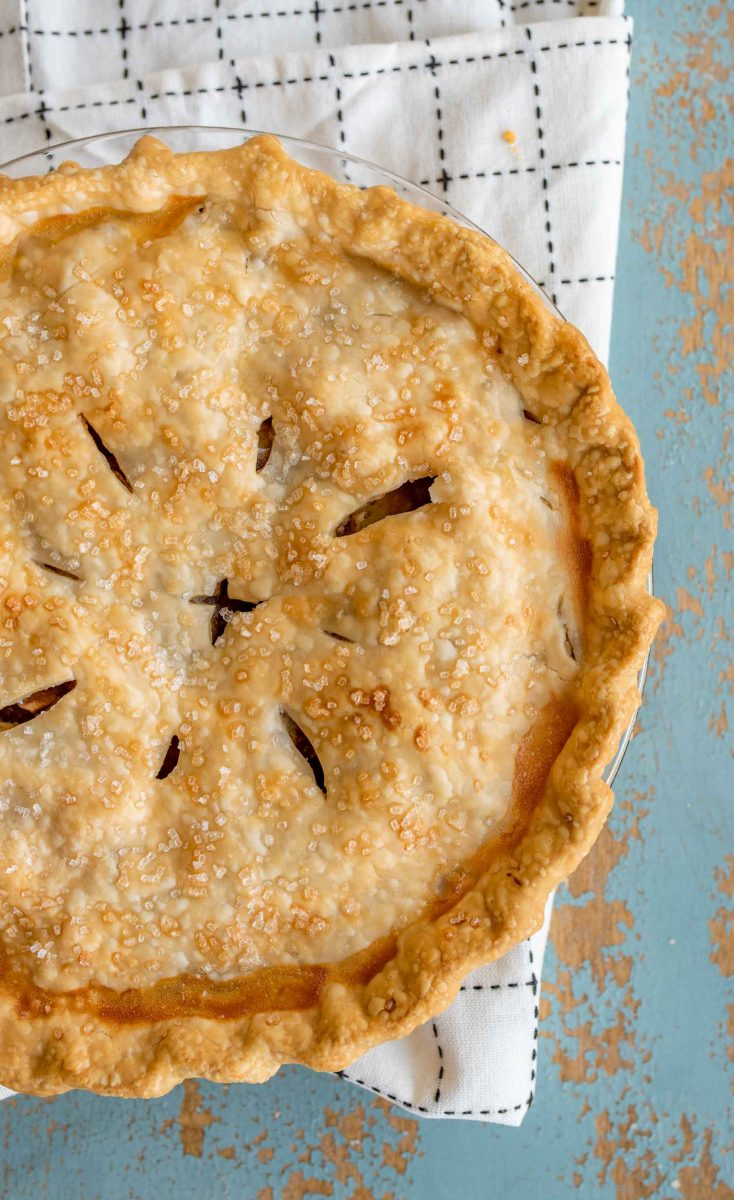 Easy Apple Pie Recipe | Classic Apple Dessert Recipe For Thanksgiving!